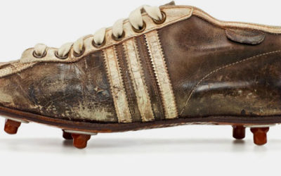 Discover how soccer boots have evolved