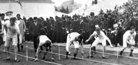History of athletics